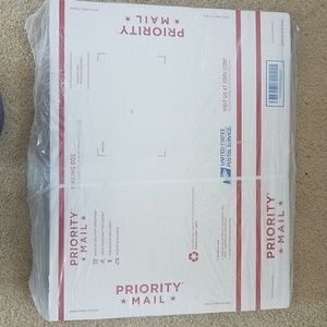Other - Priority Mail Shipping Boxes
